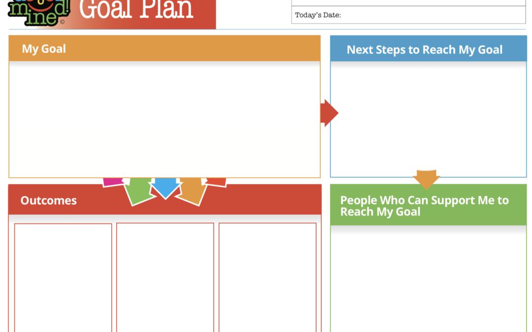 Goal Plan Template